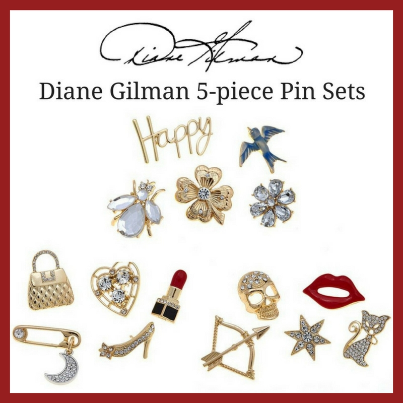 hsn-diane-gilman-pin-sets