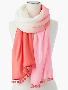 ombre-pom-pom-trim-scarve-from-talbots