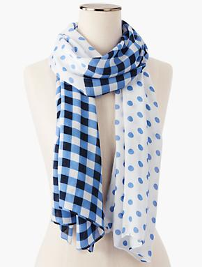 gingham-and-dots-scarf-from-talbots