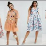 6 Plus Size Spring Floral Dresses from ASOS