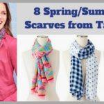 8 Spring/Summer Scarves from Talbots