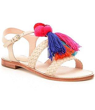 pom-pom-tassel-sandals-from-dillards-kate-spade