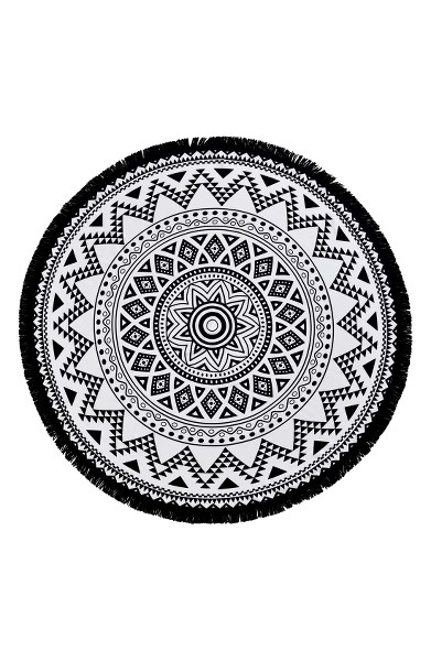 turkish-pestemal-round-beach-towel