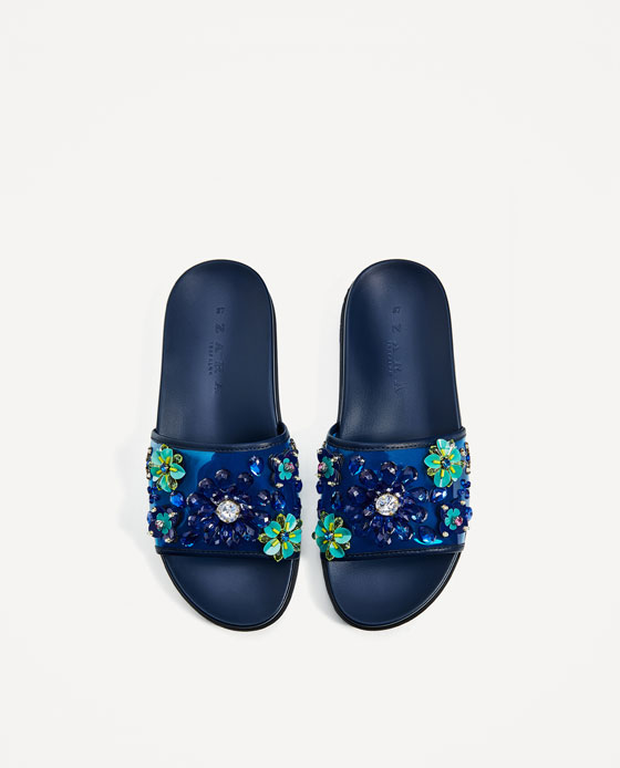 floral-slides-from-zara
