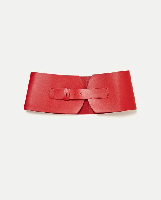 red-corset-belt