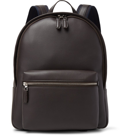 dunhill-full-grain-leather-backpack