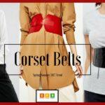 Spring/Summer 2017 Trend: Corset Belts