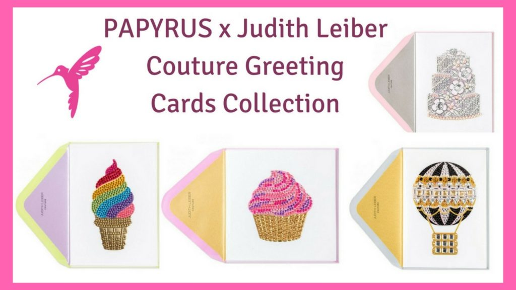 PAPYRUS-judith-leiber-couture-greeting-card -collection