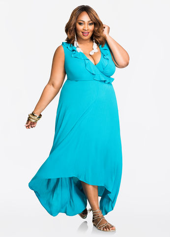 teal-plus-size-hi-lo-maxi-dress-ashley-stewart