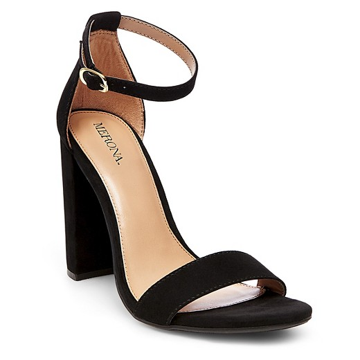 black-blocked-heel-sandal-from-target