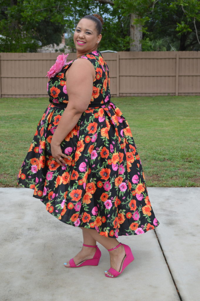 high-low-hem-plus-size-floral-dress-from-eshakti-farrah-estrella