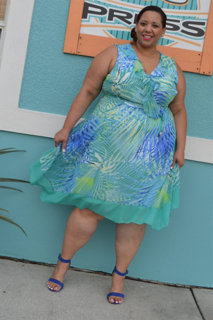 plus-size-chiffon-dress-from-burlington-farrah-estrella