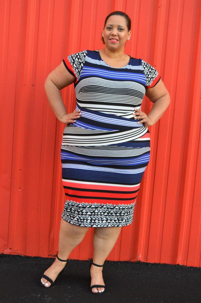 plus-size-bodycon-stripe-dress-from-burlington