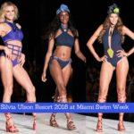 Silvia Ulson Resort 2018 at Miami Swim Week