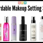 8 Affordable Makeup Setting Sprays