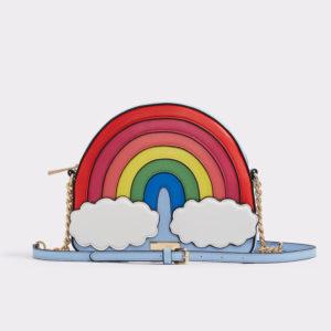 rainbow-cluctch