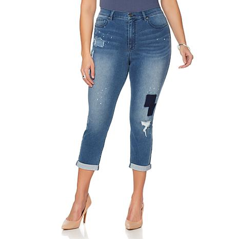dg2-by-diane-gilman-patchwork-cuffed-jeans