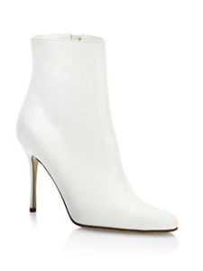 manolo-blahnik-white-leather-booties