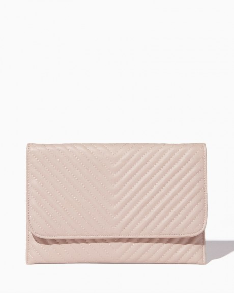 laney quilted clutch x charming charlie