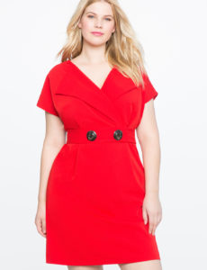 red plus size red dresses vestidos rojos de talla grande
