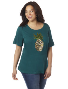 plus size graphic tees