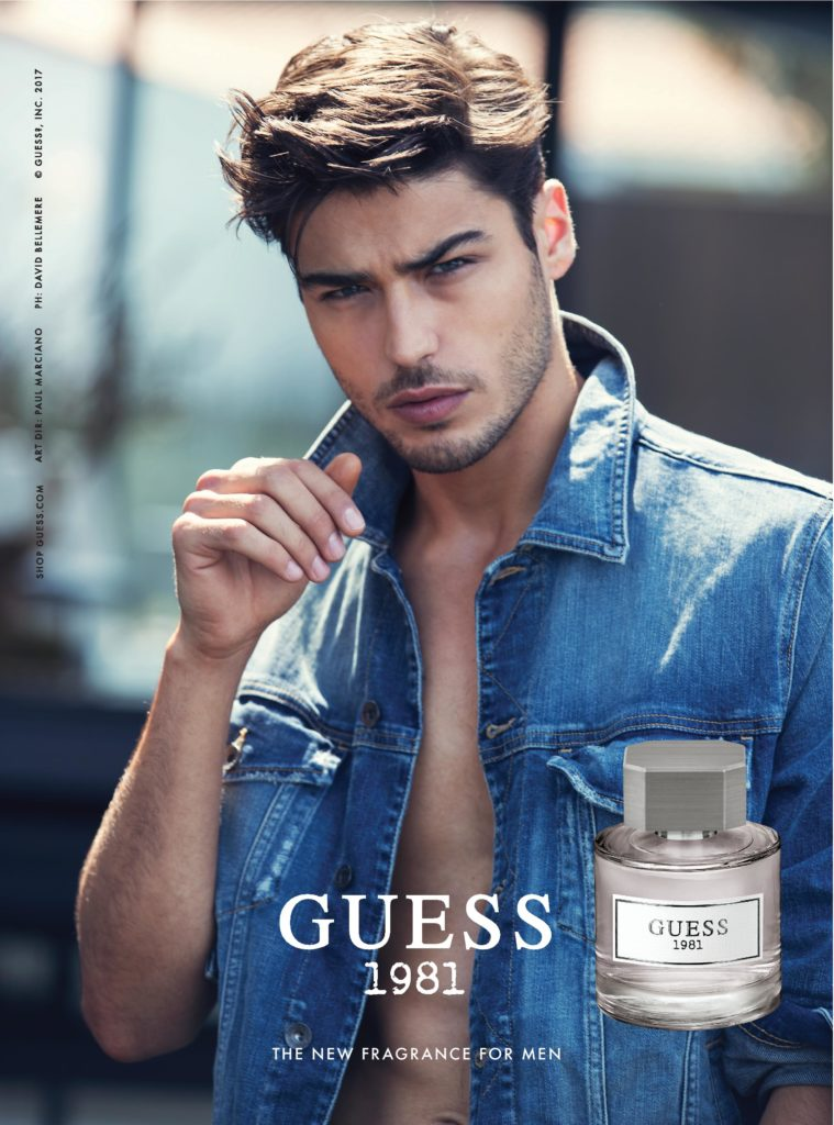 Guess 1981 fragrance for men