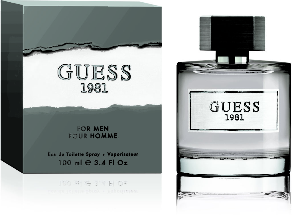 GUESS 1981 For Men Fragrance