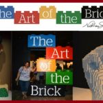 EFR On The Scene at The Art Of The Brick Exhibit In Tampa