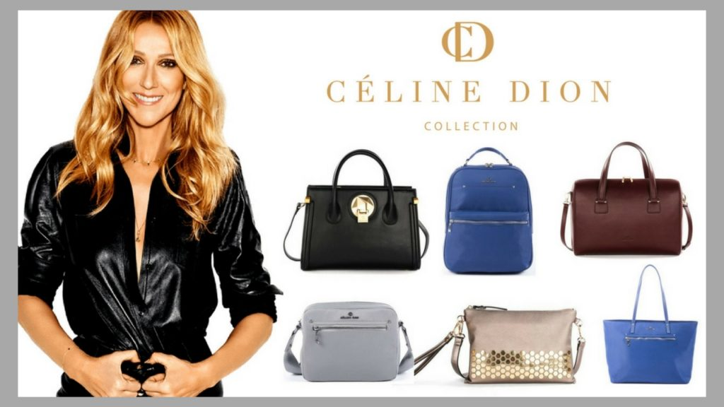 First Look At The Celine Dion Handbag Collection Estrella Fashion Report