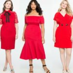 8 Must Have Plus Size Red Dresses