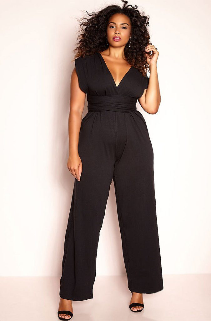 black jumpsuit from rebdolls