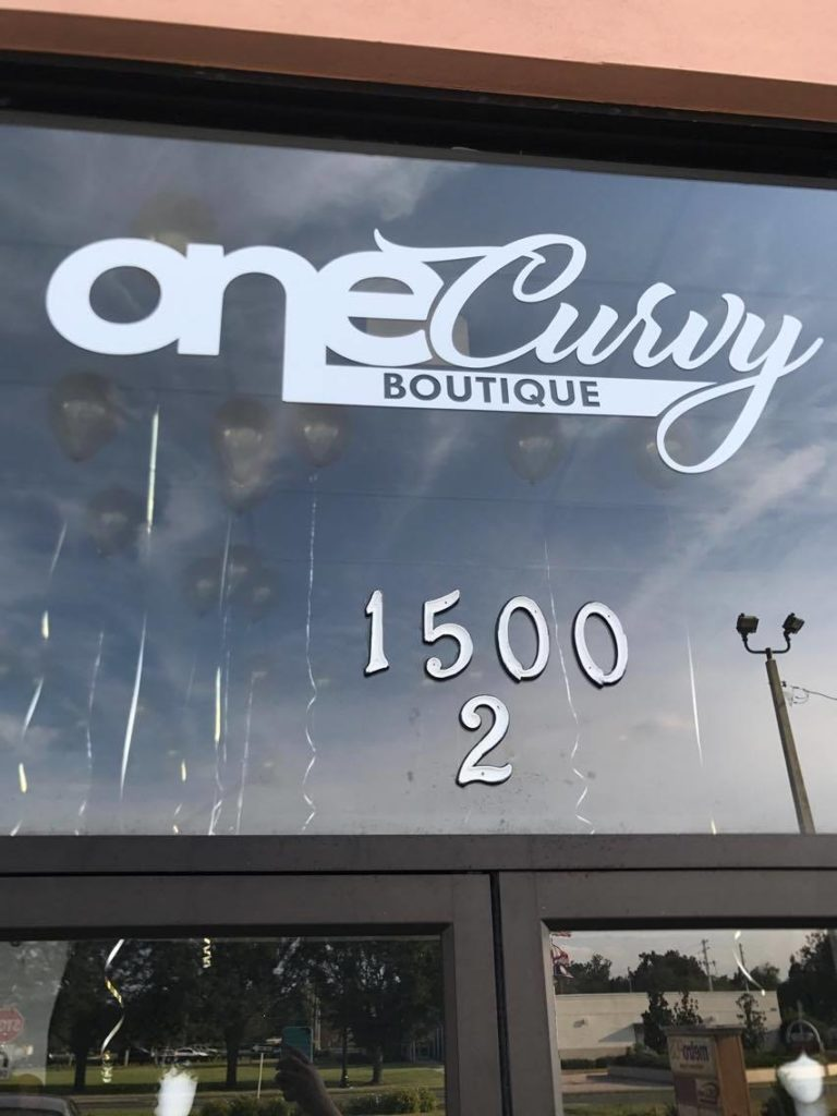 One Curvy Boutique in Ocala, Florida