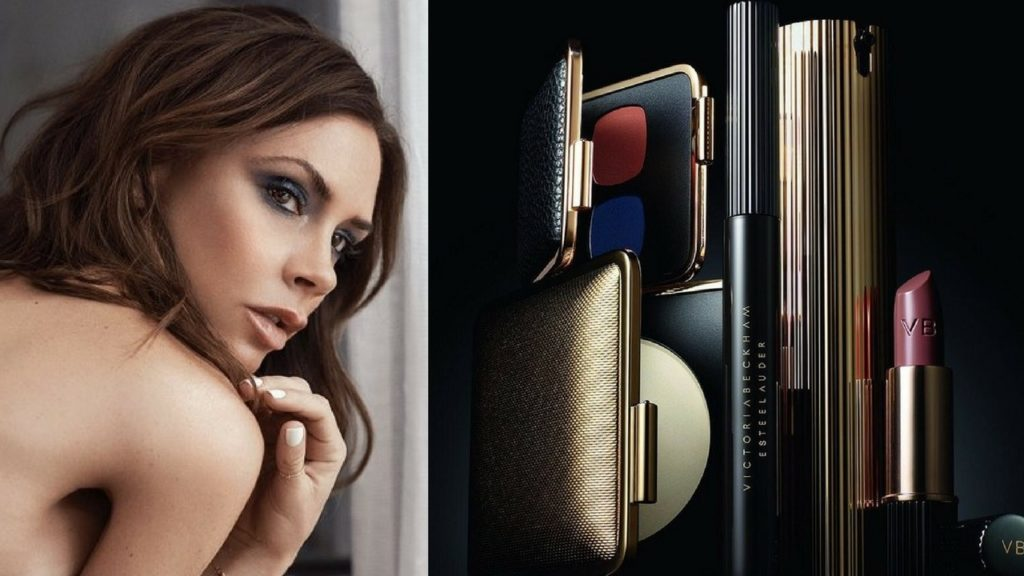 Victoria Beckham x Estée Lauder Fall/Winter 2017 Makeup Collection