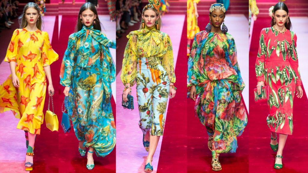 Dolce & Gabbana RTW SS18