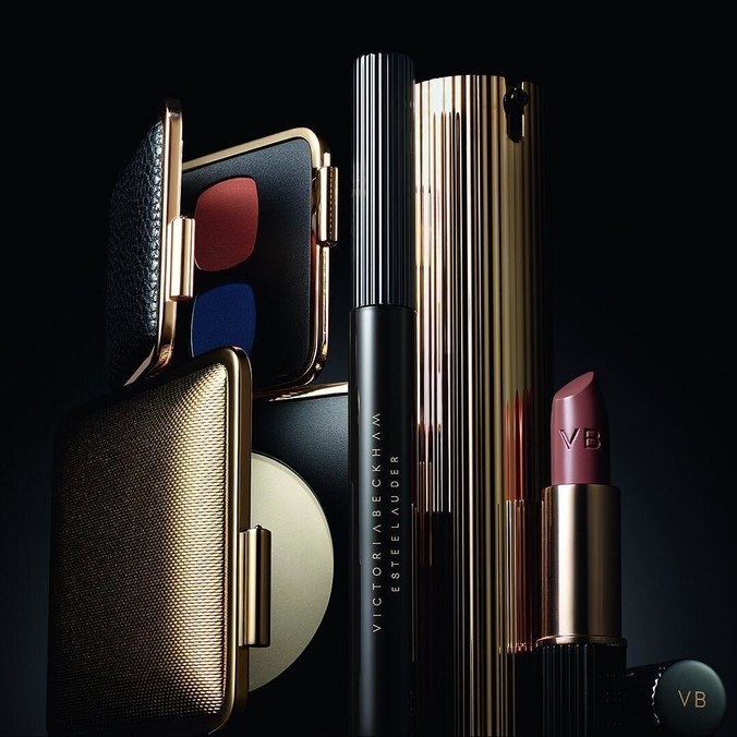 Victoria Beckham x Estée Lauder Fall/Winter 2017 Collection