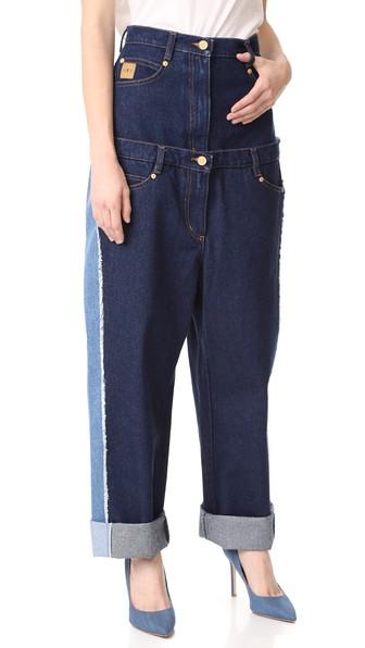 Double jeans