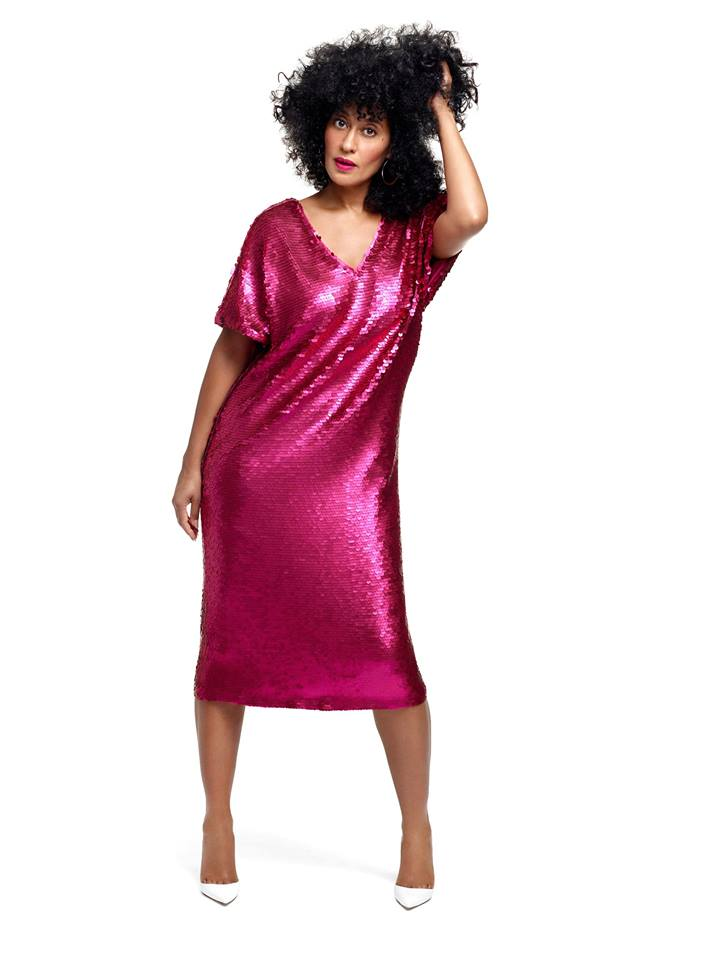 Tracee Ellis Ross x J.C. Penney Holiday Capsule Collection