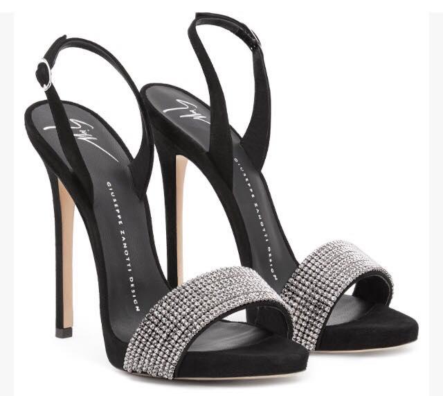 sophie crystal sandal by giuseppe zanotti