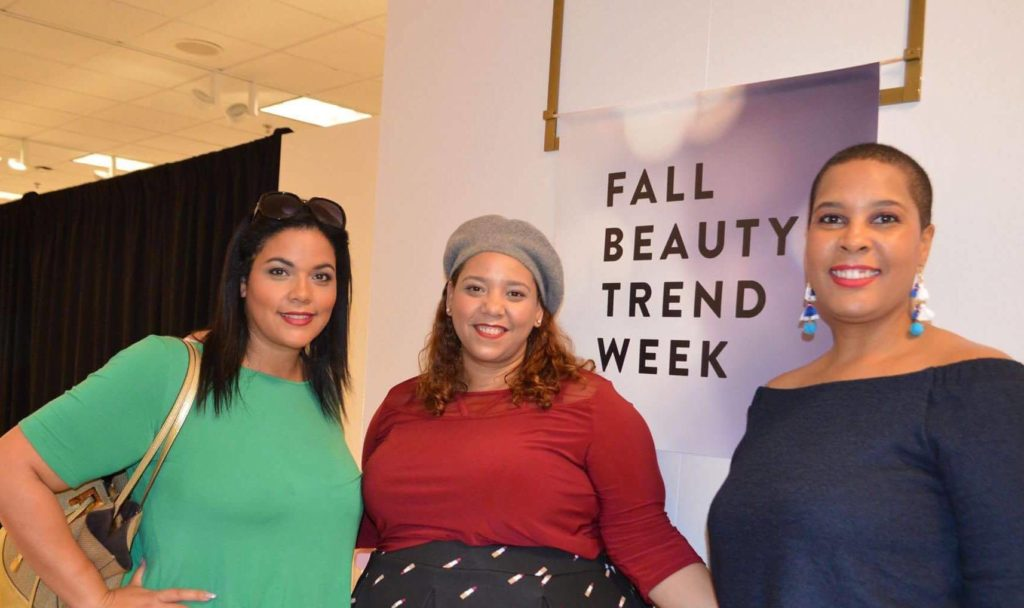 Fall beauty trends show at Nordstrom Tampa