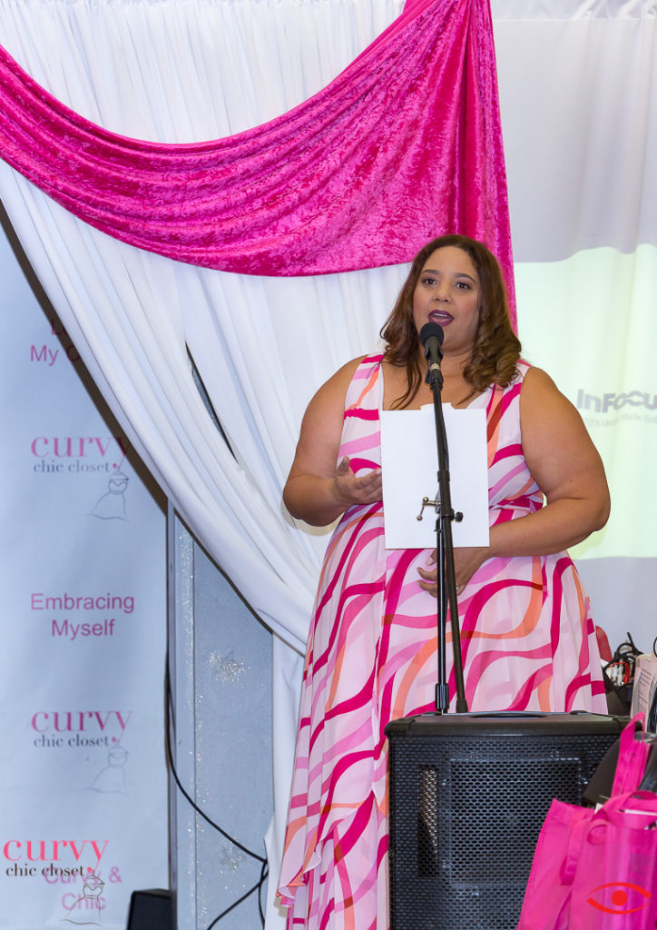 curvy chic closet fashion show
