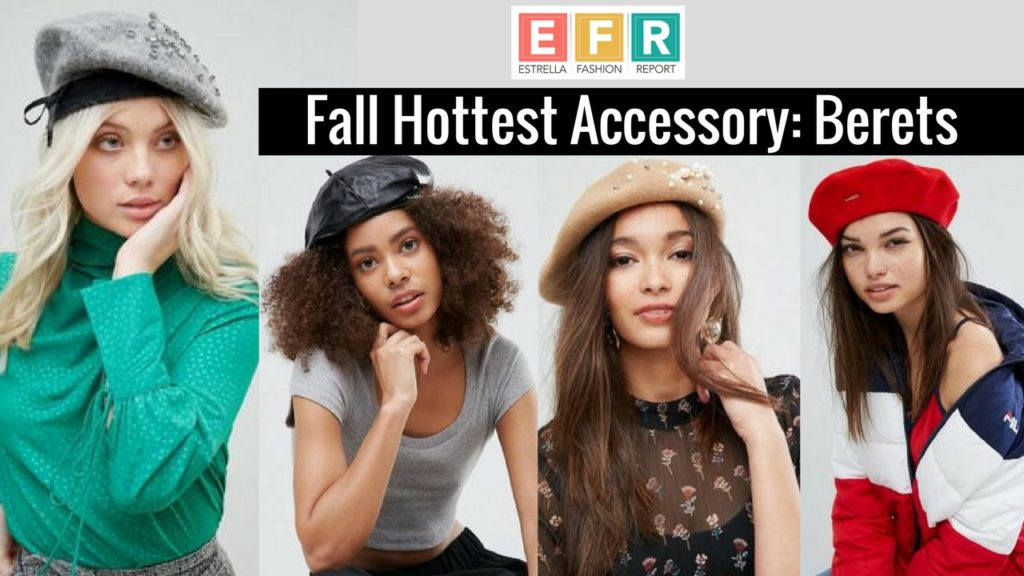 Fall Hottest Accessory Berets
