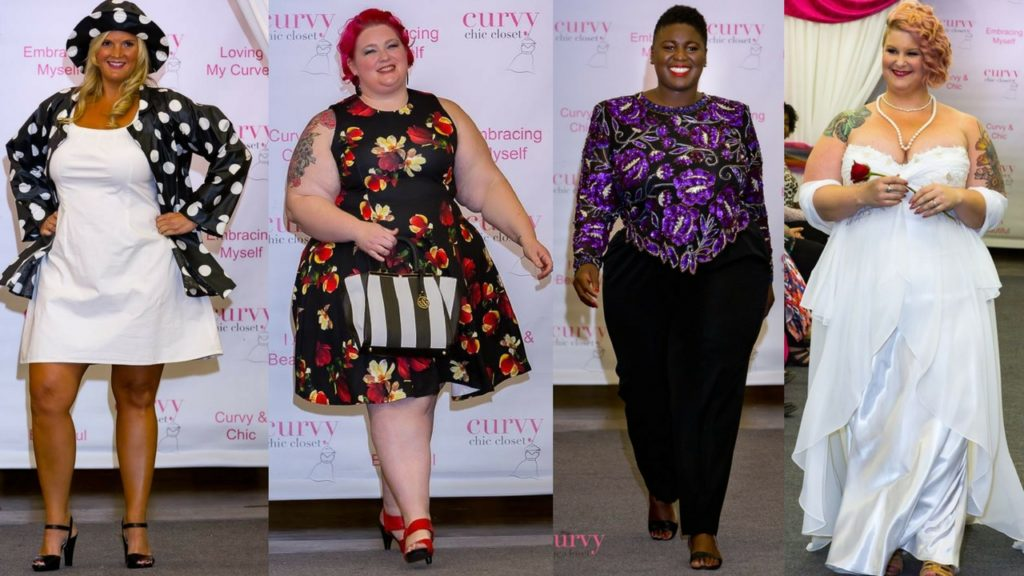 The 13th Semi-Annual Curvy Chic Closet Fashion Show in Portland, Oregon