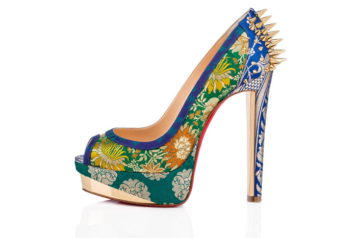 Christian Louboutin x Sabyasachi Mukherjee Limited-Edition Capsule Collection