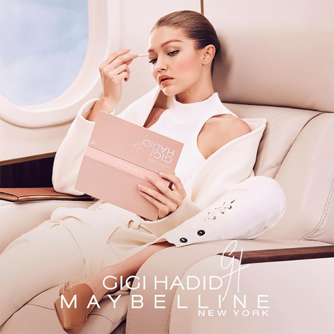 Gigi Hadid x Maybelline New York
