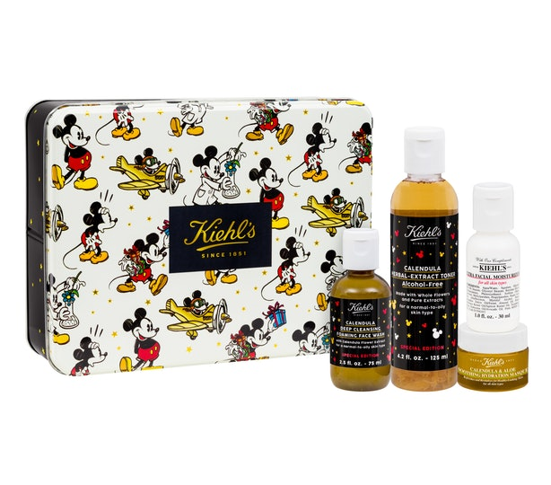 The Disney x Kiehl's Holiday 2017 Collection