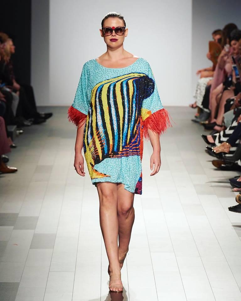 Project Runway Season 16 designer Margarita Alvarez SS18 Collection
