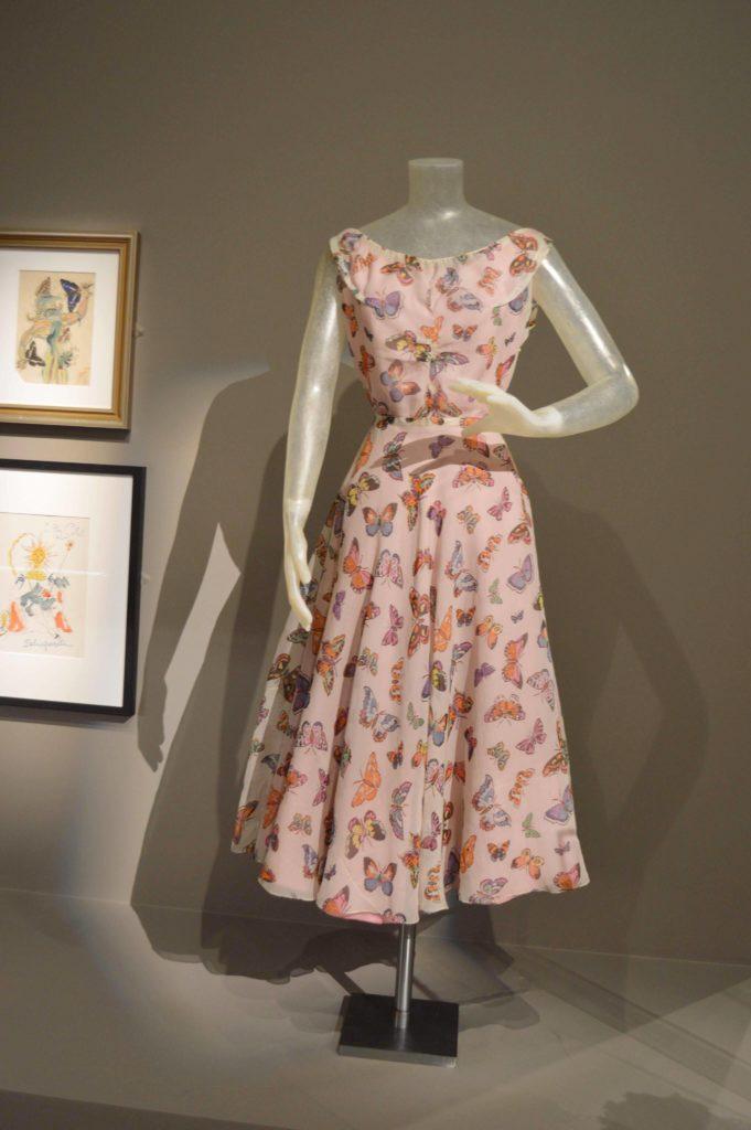 Dali and Schiaparelli exhibit at the Dali Museum in St. Pete, Florida
