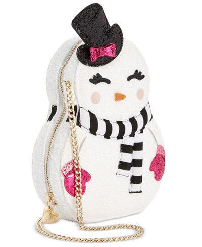 snowgal crossbody bag