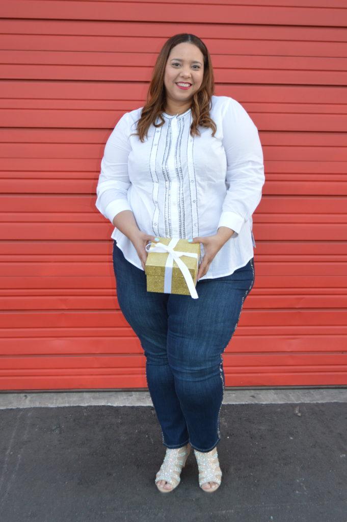 tampa plus size fashion blogger farrah estrella