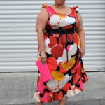 Bold Print Nightgown From The Tracee Ellis Ross x JCPenney Collection